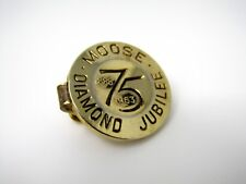 Vintage Collectible Clip: 1963 Moose Diamond Jubilee 1888