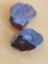 300cts Garnet Gemstones lot, GN-103, (6 x 50cts) Rough, Natural, Untreated