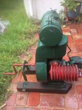Commando 3 1/2 HP stationary engine
