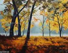 Realism Landscape Original Art