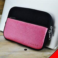 """Slim 6""""-7"""" Tablet Shock Proof Water Resistant Neoprene Sleeve Bag Case Cover"""