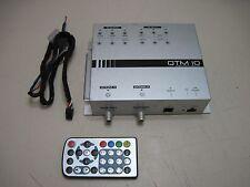 SINTONIZZATORE TV QUANTUM QTM10 DVB DIGITALE TERRESTRE (software da aggiornare)