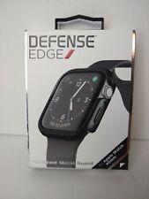 X-Doria Defense Edge Guard/Case for 40mm Apple Watch Series 4&5, Black, New