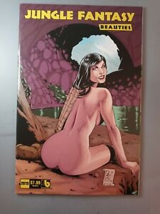 Jungle Fantasy 2019 Beauties Boundless Adult comic