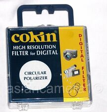 49mm Genuine Cokin Circular Polarizer Lens Filter HR HD 49 mm 49-CPL Camcorder