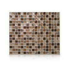Smart Tiles SM1049-6 SELF-ADHESIVE WALL TILES 6/SHEET MINIMO ROCA MOSAIK