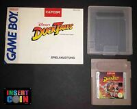 JUEGO NINTENDO GAME BOY DUCK TALES  // ADVANCE / COLOR