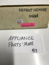 Ge Refrigerator Defrost Heater Assembly Part Number: DH265