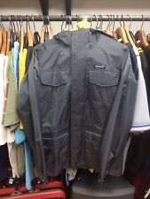 Men's Patagonia Torrentshell Forge Grey H2No Jacket XS BRAND NEW NWT