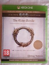 The Elder Scrolls Online: Tamriel Unlimited Jeu Vidéo XBOX ONE