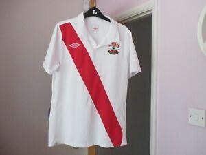 southampton fc home shirt size M