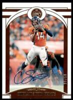 2020 Legacy Base Auto #47 Courtland Sutton /50 - Denver Broncos