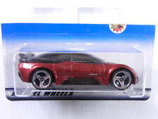 Hot Wheels PONTIAC RAGEOUS (Red) Scale 1/64 DIECAST CAR from Japan