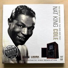 Nat King Cole The King of Sound - The One and Only CD <Germany Made> BBC LS3/5A