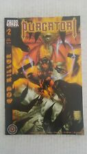 Purgatori God Killer #2 July 2002 Chaos Comics Jolley Molenaar Bonk Broeker