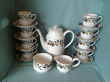 British Midwinter Pottery Tableware Coffee Pots