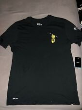 Nike Men's Shirt Black Kobe KB 10 Singles Day 823001-010 Size L