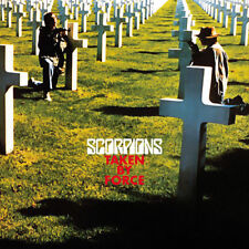 Taken by Force 50th Band Anniversary Scorpions 4050538159479