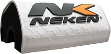 Neken Handle Bar Pad Farbar 28mm WHITE Honda Kawasaki KTM Suzuki Yamaha