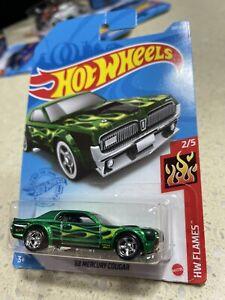 2021 Hot Wheels Mercury Cougar Super T-Hunt *Rare*