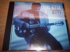 1994 Earl Klugh Move CD