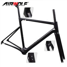 2018 T1100 carbon road frame 54cm monocoque racing bike frameset/fork/seatpost