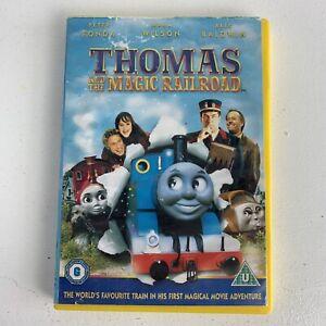 Thomas And The Magic Railroad DVD Thomas The Tank Engine Movie