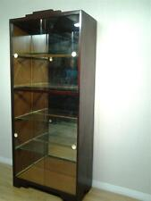 Glass Art Deco 20th Century Antique Cabinets