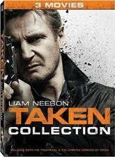 Taken: 3-Movie Collection [New Dvd] 3 Pack