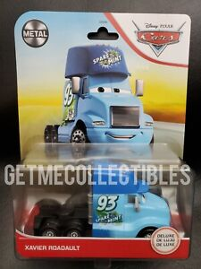 DISNEY PIXAR CARS XAVIER ROADAULT SPARE O MINT CAB DELUXE 2021 SAVE 6% GMC