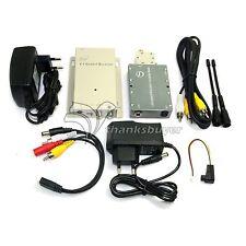 FPV 1.2GHz 5W 5000mW AV Transmission Transmitter & Receiver Set TX/RX Standard