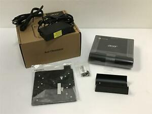 Acer Chromebox CXI3-4GNKM4 3867U 1.80GHz 4GB 32GB ChromeOS DT.Z17AA.002