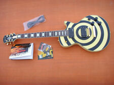 Epiphone Zakk Wylde Les Paul Custom Plus Bullseye Electric Guitar