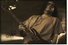 PETER STEELE PHOTO PRINT POSTER PRE SIGNED - 12 X 8 INCH (A4) TYPE O NEGATIVE