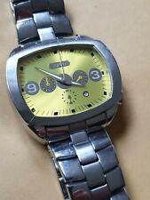 Esprit, ausgefallene Größe retro Herren Uhr, sehr guter Zustand,  ohne Batterie!