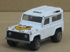 Land Rover Safari in weiß, Majorette, o.OVP, 1:60