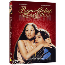 Romeo and Juliet (1968) DVD - Olivia Hussey *New* *Sealed*