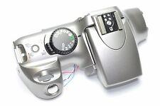 Canon EOS 350D (Digital Rebel XT/ Kiss Digital) Top Cover Flash Dial Silver Part
