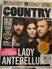 Country Music Sept 2017 New Nashville Sounds, Lady Antebellum FREE SHIPPING