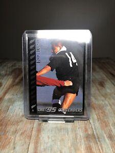 1995 All Blacks Eric Rush Trading Card