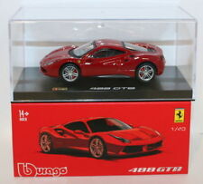 Véhicules miniatures Bburago en métal blanc pour Ferrari