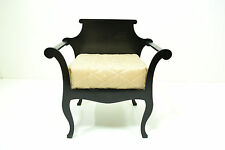 chair for dolls 1/3 dollhouse furniture BJD Rolled Arm Chair DIY