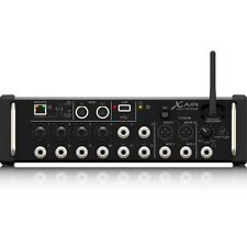 Behringer XR12 12-Input iOS Android Tablet Studio Live USB MIDI Digital Mixer