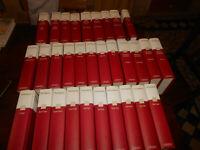 GG LIBRO:L ENCICLOPEDIA de LA BIBLIOTECA DI REPUBBLICA 32 volumi licenza di UTET