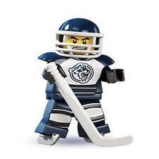 Lego #8804 Mini figure Series 4 HOCKEY PLAYER