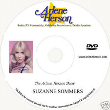 Suzanne Somers TV Interview  (30 Minutes)  DVD