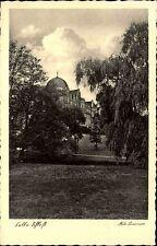 CELLE AK Niedersachsen ca. 1925 Partie Schloss Park Niedersachsen alte Postkarte