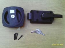 Caraloc 640  Caravan ,M'home Complete Door Handle Lock. READ DESCRIPTION