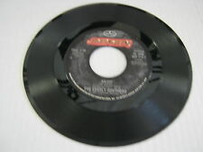 EVERLY BROTHERS On The Wings Of A Nightingale/Asleep 45 RPM Mercury Records