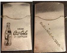VIETNAM WAR AUTHENTIC ZENITH CocaCola LIGHTER